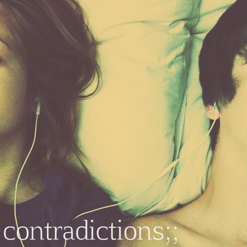 contradictions;;