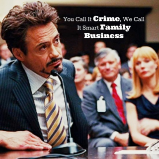 You Call It Crime, We Call It Smart Family Business