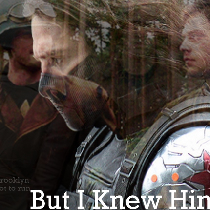 """""""But I knew him..."""""""