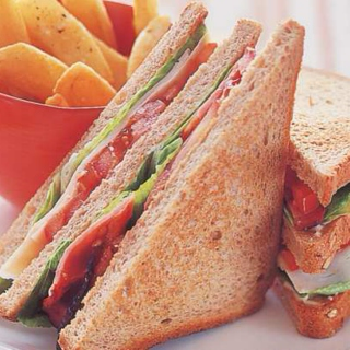 80's Clubhouse sandwich