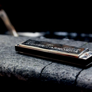 Ode to the Blues Harp