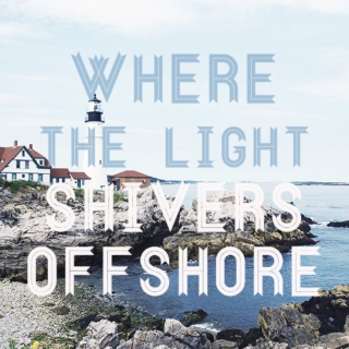 Where the Light Shivers Offshore