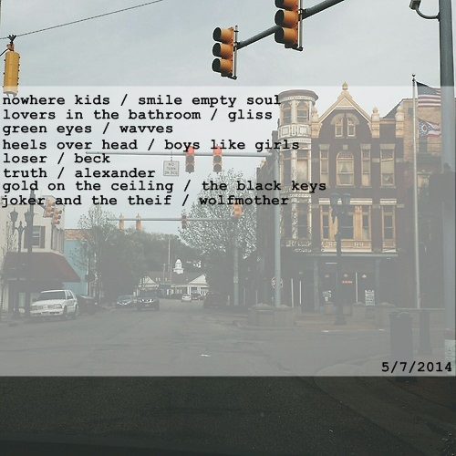 The nowhere kids from Ohio