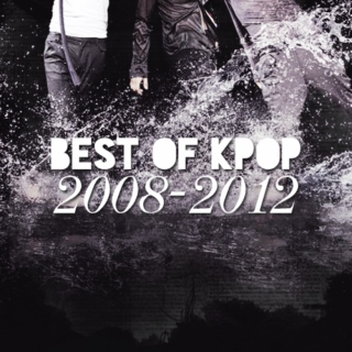 best of kpop 08-12