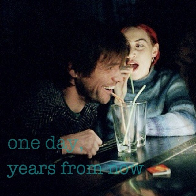 one day, years from now
