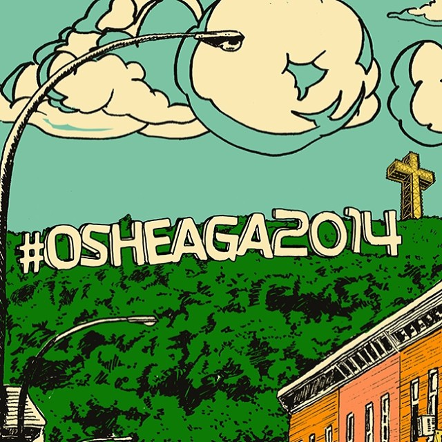 Osheaga 2014 Mix
