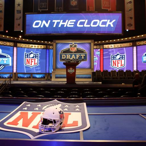 #draftday - NFL Walk Out Songs (25 Songs