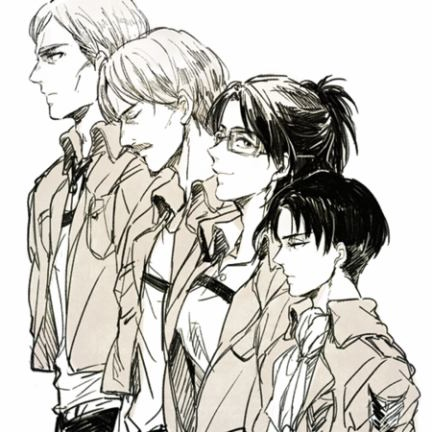 heroes aren't meant to survive - an snk veterans fanmix