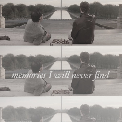 memories I will never find