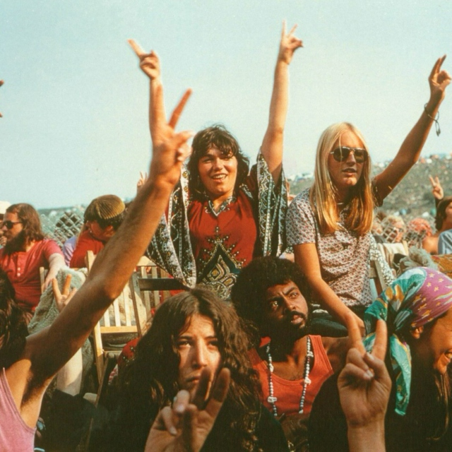 The Groovy 60s and 70s
