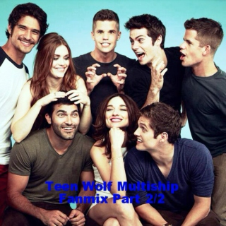 Teen Wolf Multiship Fanmix Part 2/2