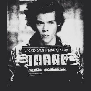 psychotic harry