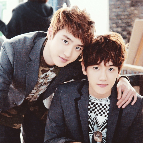 the less we say about it the better {baeksoo}