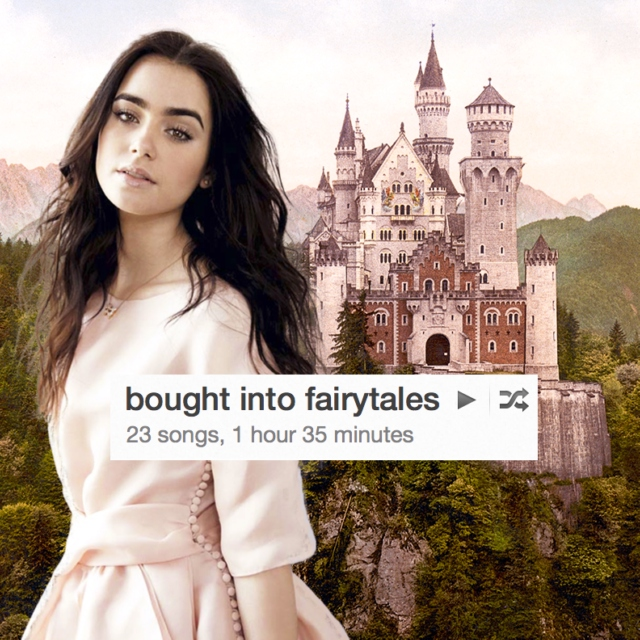 bought into fairytales