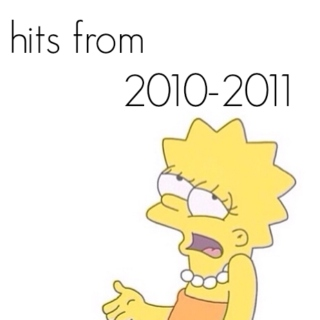 hits of 2010-2011