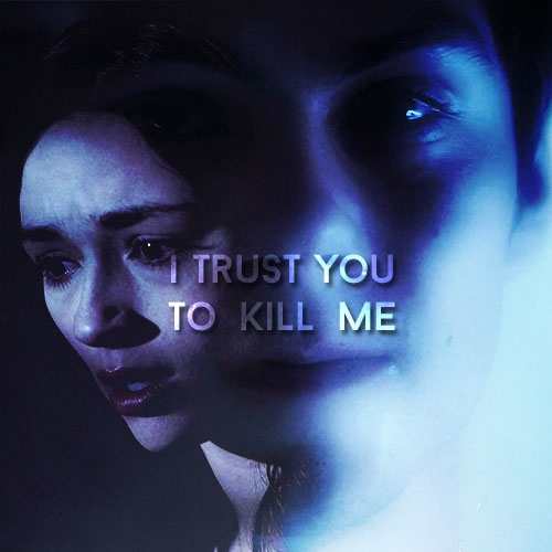 i trust you to kill me; a stallison playlist