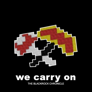 we carry on / blackrock