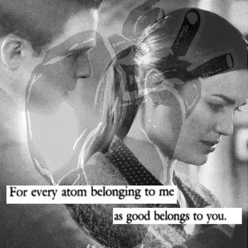 For Every Atom Belonging To Me