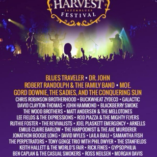 Harvest Jazz and Blues 2014