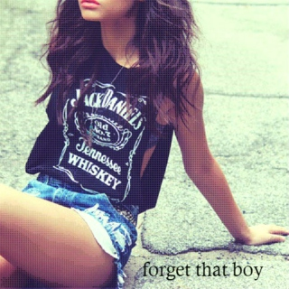 forget that boy