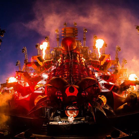 HARDSTYLE MADNESS 2014