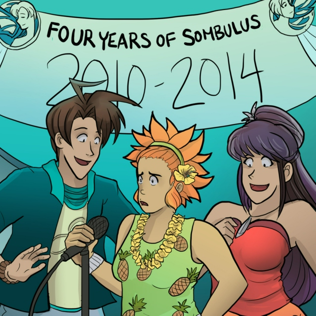 Sombulus 2014 Party Mix