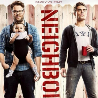 Neighbors (2014) Movie Soundtrack