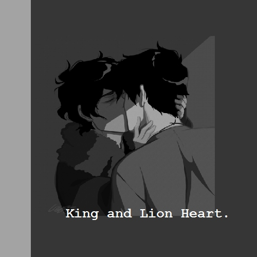 king and lionheart