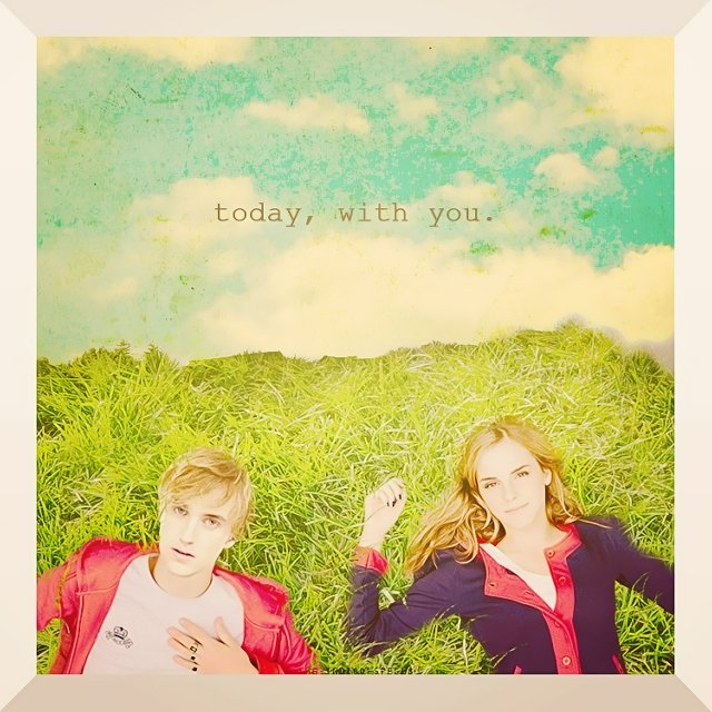 today, with you.