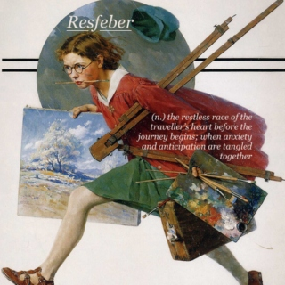Resfeber: An Adventurer's Mix