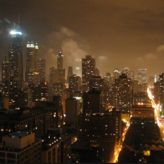 Chicago City Nights