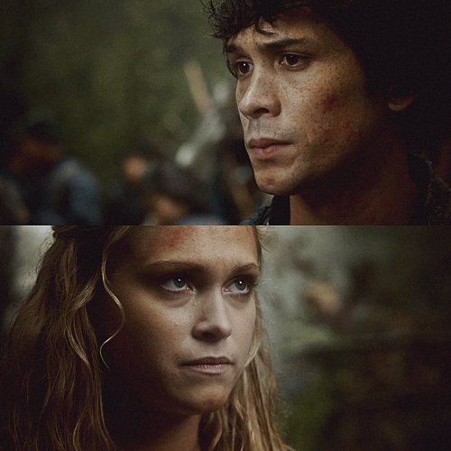 i desperately need you ► a bellarke fanmix