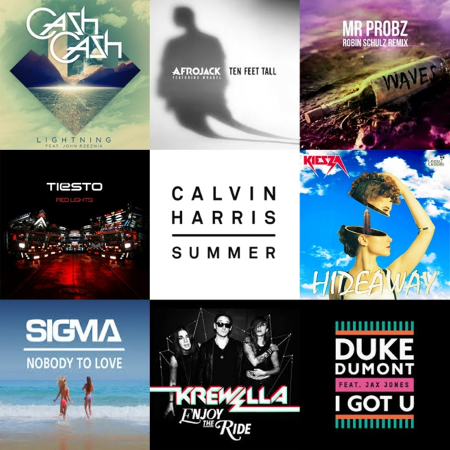 20 Biggest Tracks of 2014 So Far