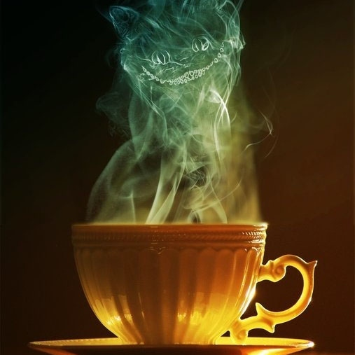 8h, cup of tea with a relish of classical music