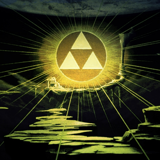 The Legend of Zelda: A Link To The Past - Through A Magic Mirror Darkly