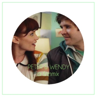 the adventures of peter pan & wendy darling