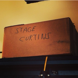 Stage Curtins