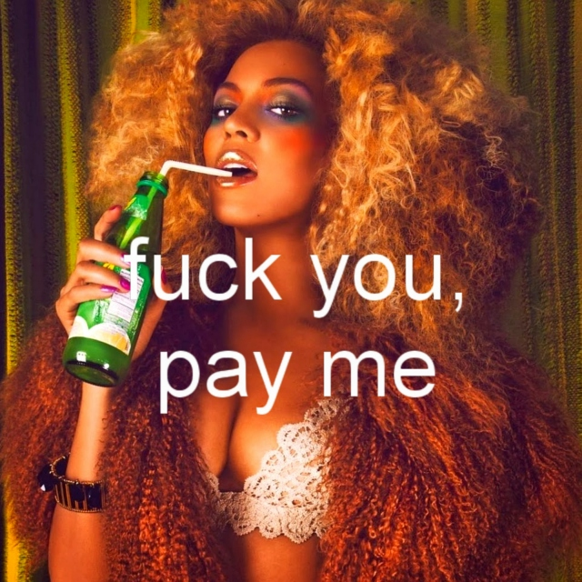 fuck you, pay me