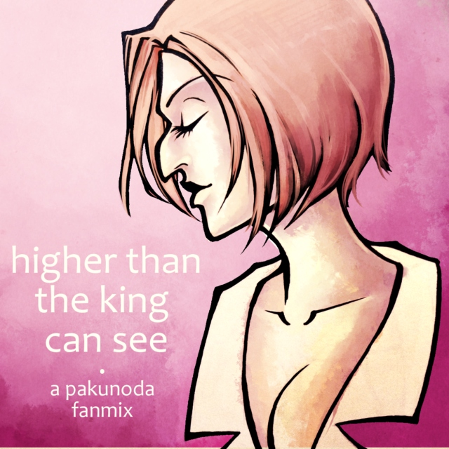 higher than the king can see