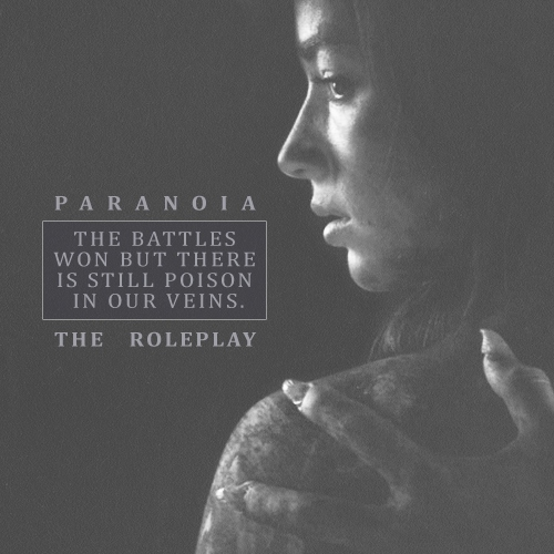 PARANOIA: A ROLEPLAY