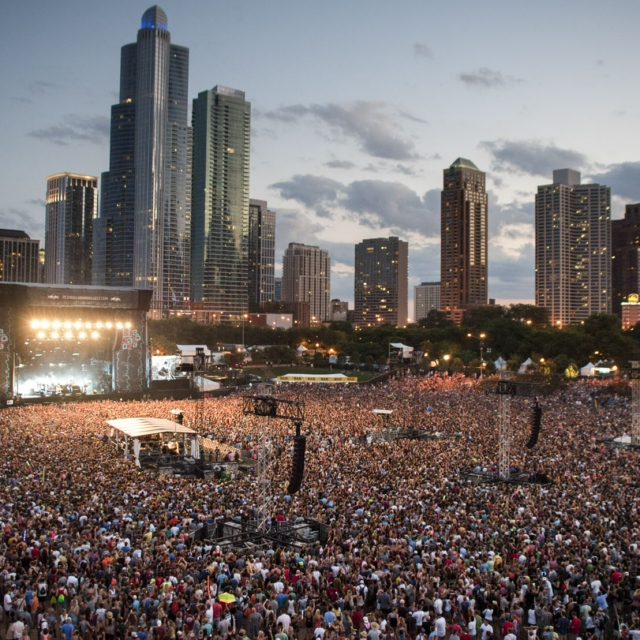 Lollapalooza Preview 2014