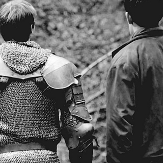 merthur is my favourite kind of sadness