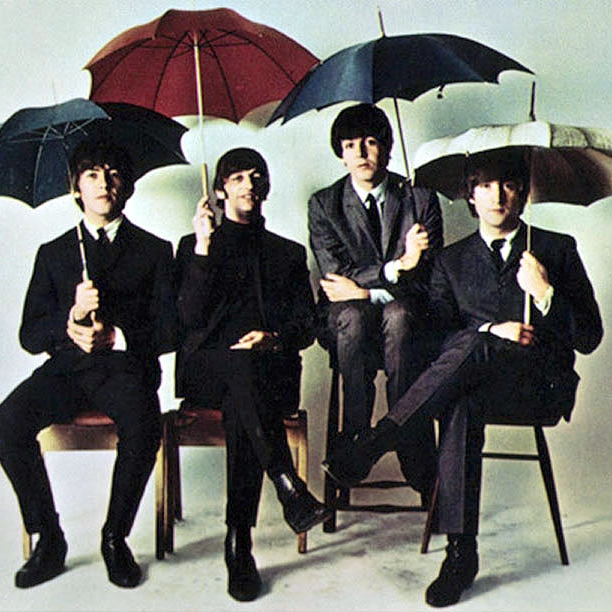 The fab four.