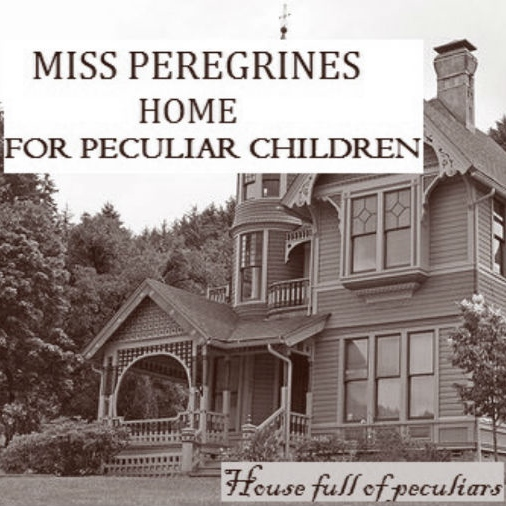House full of peculiars