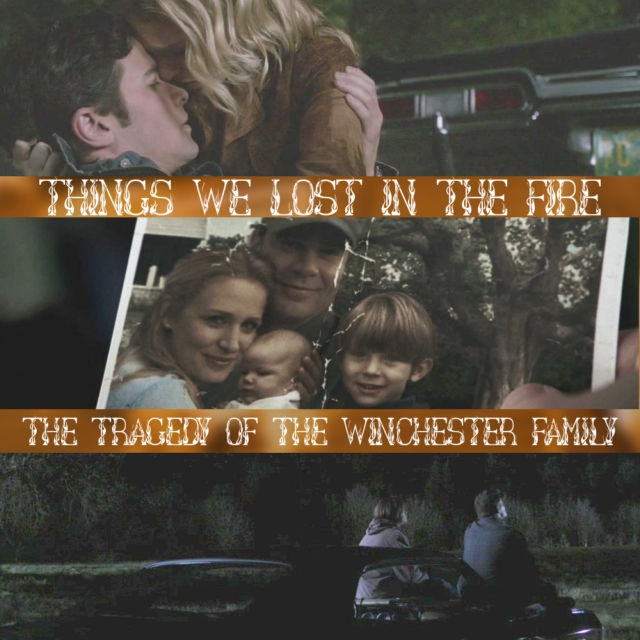 Things We Lost In the Fire: The Tragedy of the Winchester Family