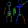 GLOW STICKS AND DANCE PARTIES