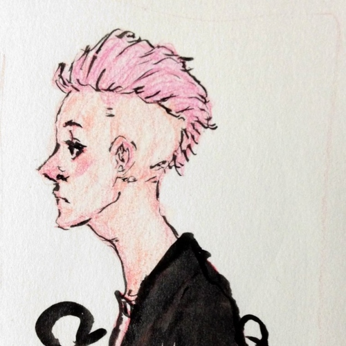 Nonbinary Quentin Quire is a thing that is real and true