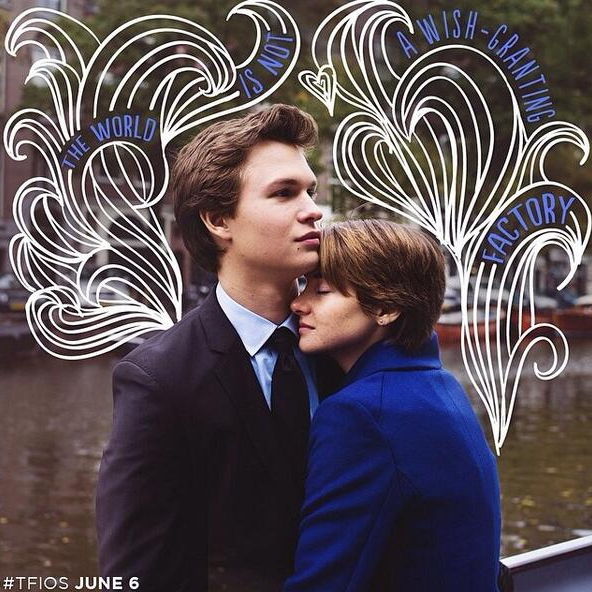The Fault In Our Stars.