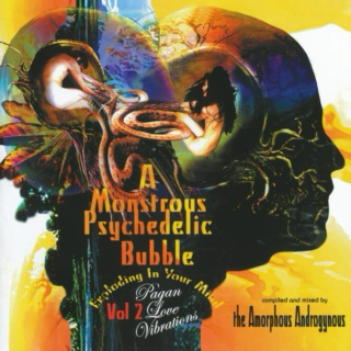 The Amorphous Androgynous: A Monstrous Psychedelic Bubble Vol. 2. Pagan Love Vibrations