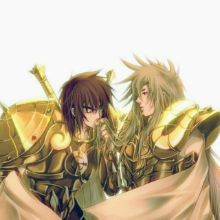 Saint Seiya | Stardust & Waterfall